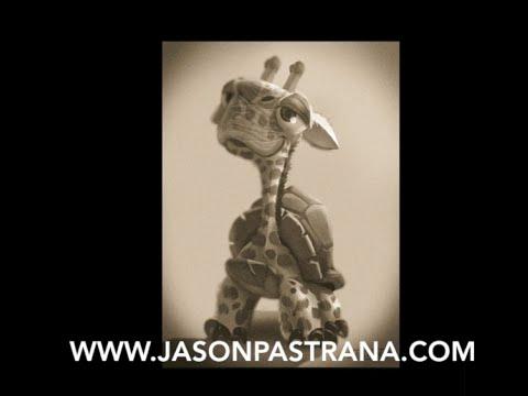 Creature painting tutorial (time-lapse narration)