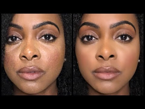 How to Avoid Cakey Foundation! Smooth Foundation All Day!
