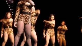 TJC Apache Belles Spring Show 2011- Beyonce diva (The whole dance)