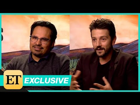 Michael Pena and Diego Luna are Pushing the Story Forward with 'Narcos: Mexico' Exclusive