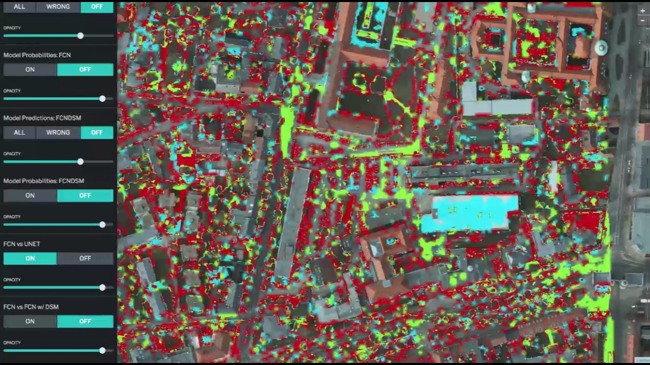 Deep Learning for Semantic Segmentation of Aerial Imagery