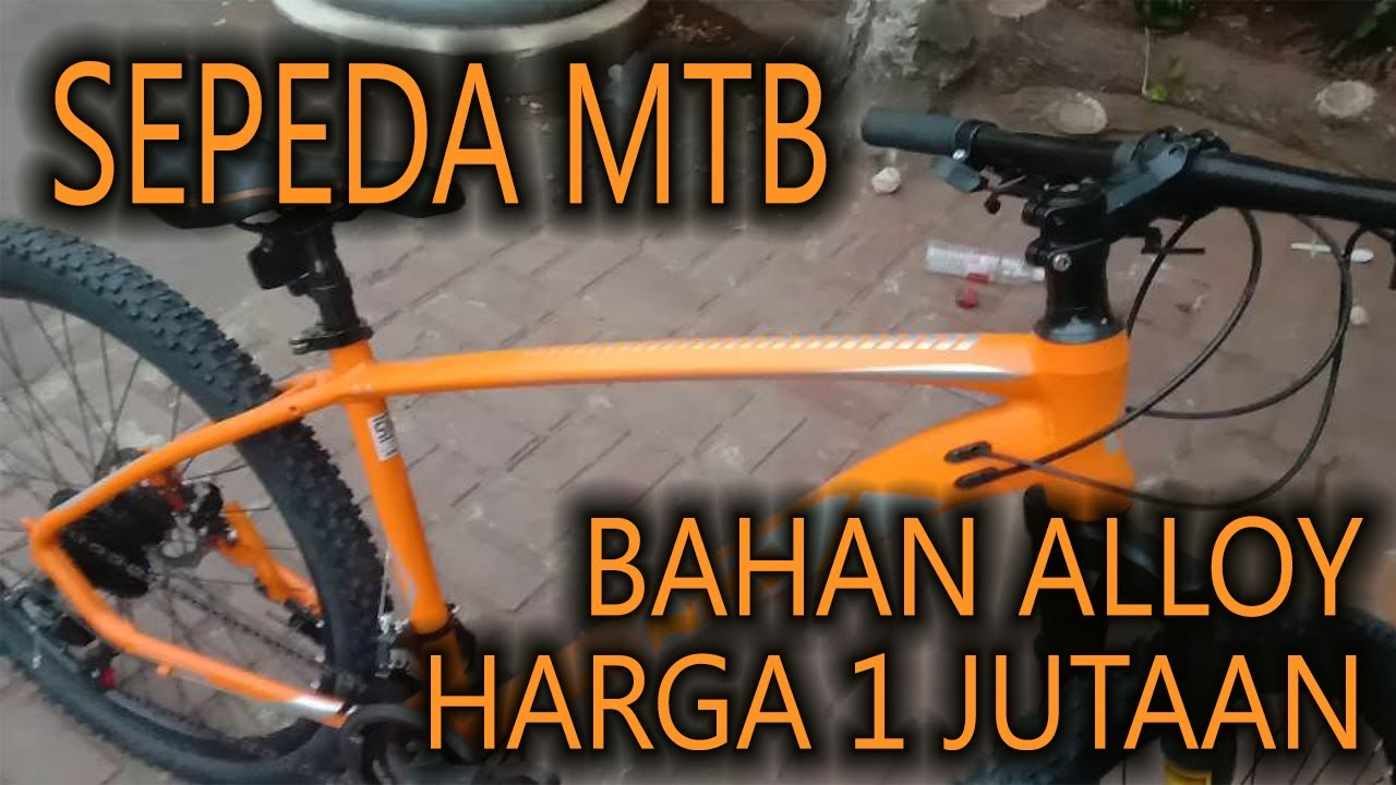 Harga Sepeda Lipat Genio Andermatt
