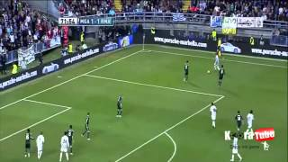 Malaga  Vs Real Madrid  3-2 All Goals  HD