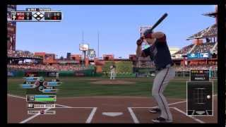 MLB 13: Nationals at Phillies (Full Game)