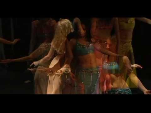 Arabian Dance Theatre Presents- An approach to modern Arabic music