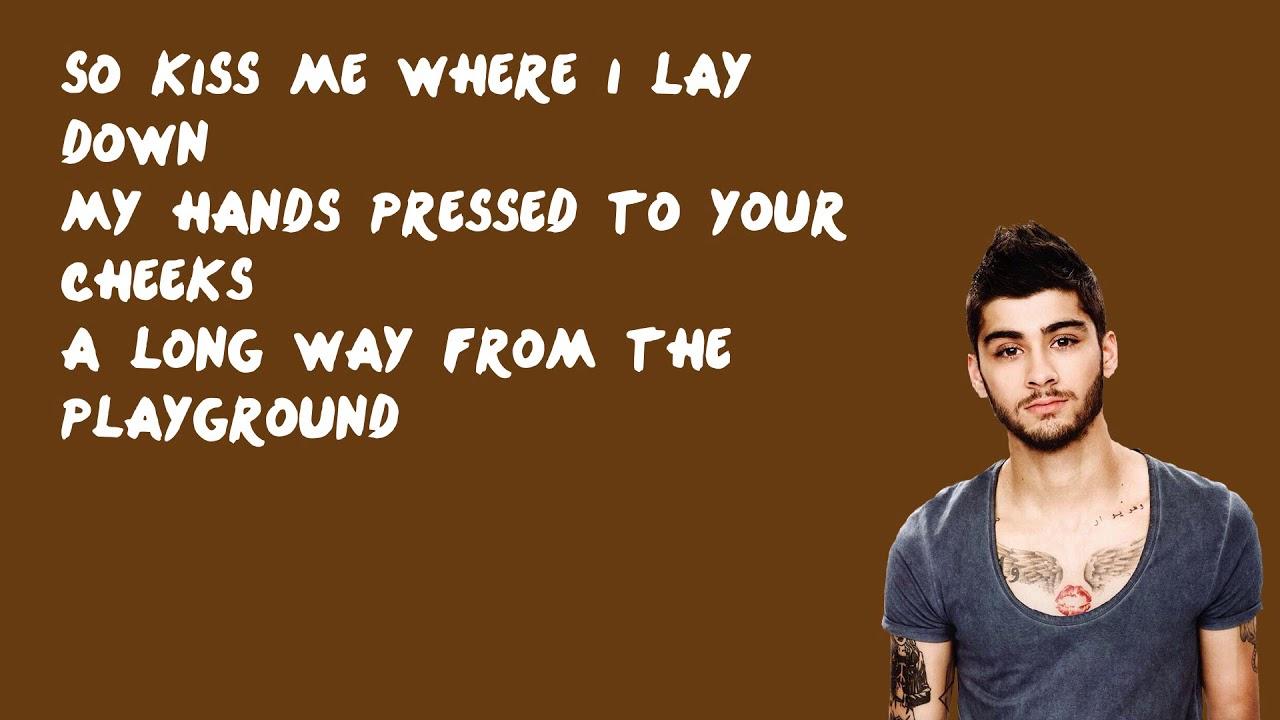 Download 18 - One Direction (Lyrics)