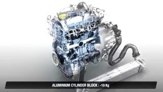 Renault Energy TCe 115 engine