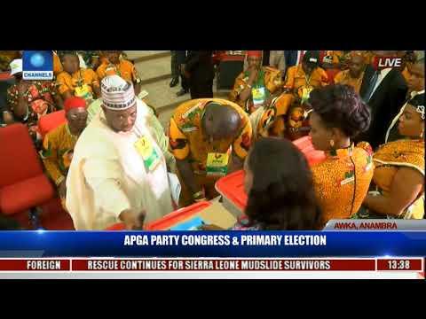 APGA Party Congress & Primary Election Pt.8  l Live Coverage l