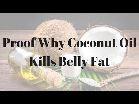 Proof Why Coconut Oil Kills Belly Fat – 950