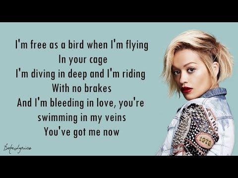 For You - Liam Payne, Rita Ora (Lyrics) | Fifty Shades Freed