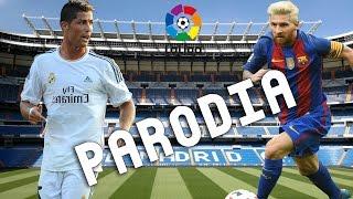 Cancion Real Madrid vs Barcelona 2-3 (Parodia Felices Los 4 - Maluma)