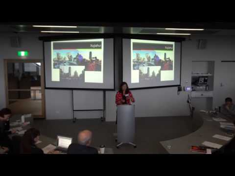 """Big Screen and the Urban Experience of the Public: A Case Study in Shanghai"" with Prof Lu Ye"