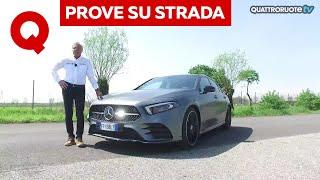 La nuova Mercedes Classe A spiegata da Paolo Massai | Quattroruote