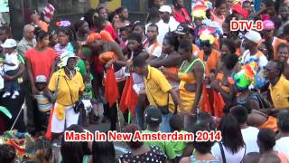 Mash 2014 in New Amsterdam, Guyana
