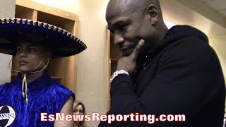FLOYD MAYWEAHER ADVICE FOR SHAWN PORTER - EsNews Boxing