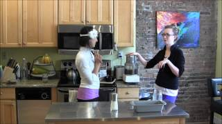 Healthy Raw Brownies Using Only 4 Ingredients