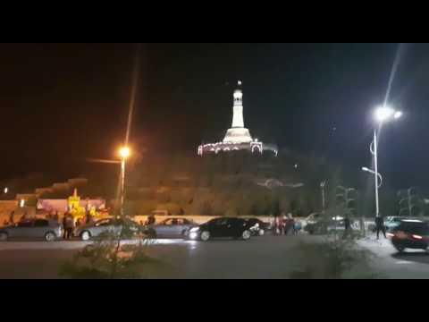 Город Курган-Тюбе (Бохтар) Таджикистан