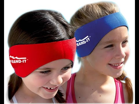 Ear Band It Swim Headband Putty Buds Swimming Earplugs