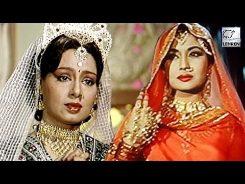 Padma Khanna's Meena Kumari Connection??