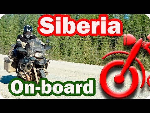 BMW R1200gs On-Board Siberia David www.lacircunvalacion.com