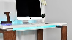 How To Make A Modern Desk