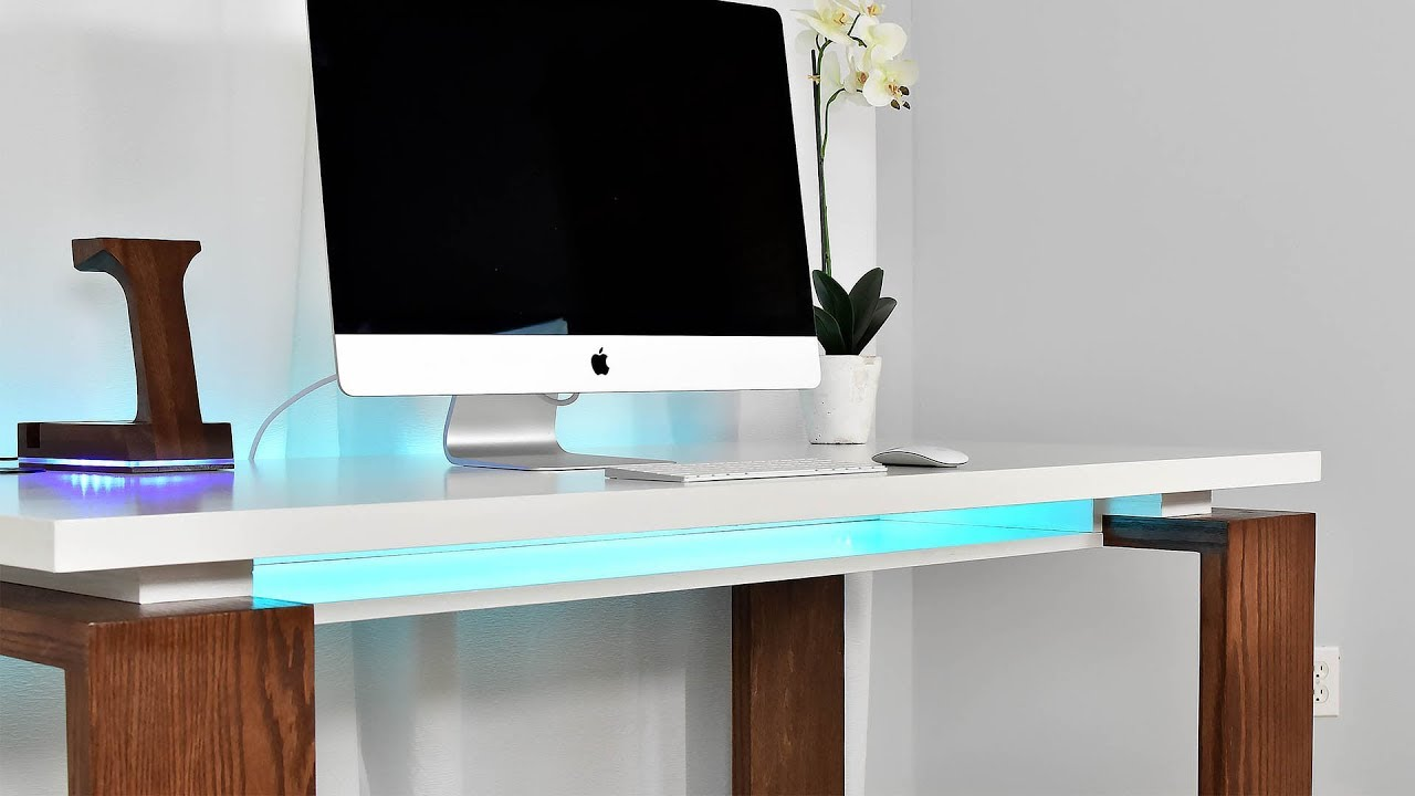 how to make a computer stand
