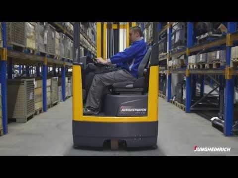 ETV Reach Truck. Option: 180°/360° Steering (EN)