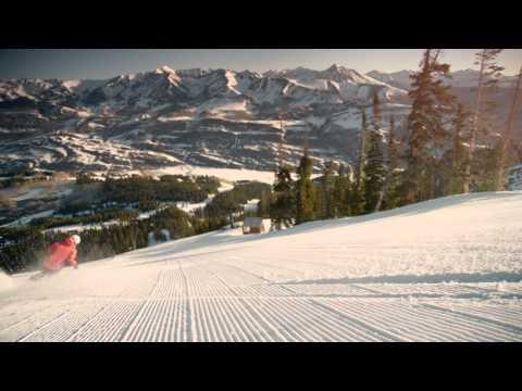 Colorado Tourism Commercial: Corduroy