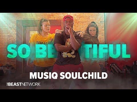 Musiq Soulchild - So Beautiful (Class Video) | Choreo by Willdabeast #RTBUtah 2018