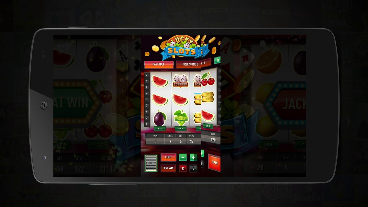 Lucky Slots Game Online