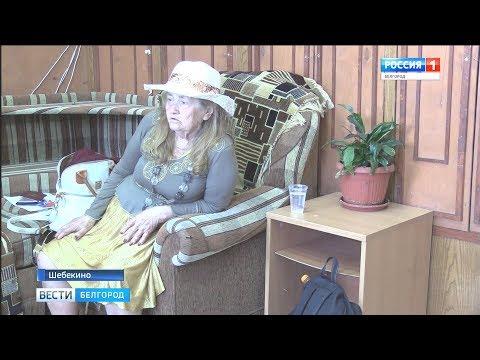 ГТРК Белгород - Кировскую бабушку ограбил шебекинский рецидивист