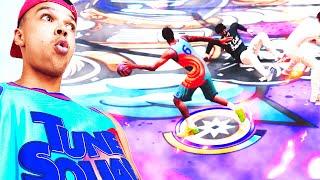 Quand Space Jam 2 s'invite sur NBA 2K21, ça donne ça !
