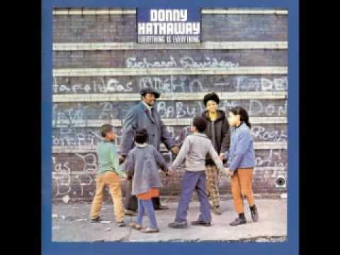Donny Hathaway   Everything Is Everything full album