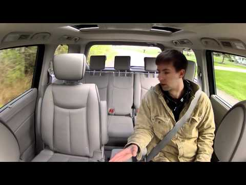 2012 Nissan Quest Review by Automotive Trends
