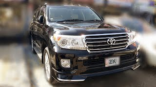 Toyota Land Cruiser ZX | 2012 Complete Review