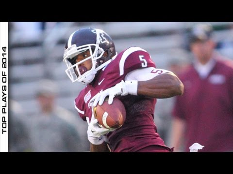 Patriot League Top Football Plays of 2014