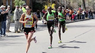 Desi Linden At The Boston Marathon: Every Second Counts
