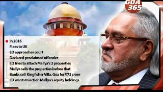 SC orders Vijay Mallya to be present in court on 5th Oct
