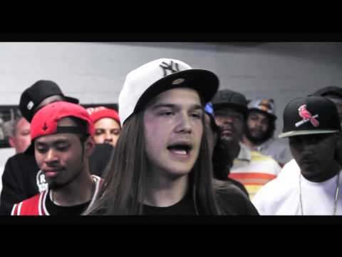 AHAT Rap Battle   Doms vs Syah Boy   Las Vegas vs Atlanta