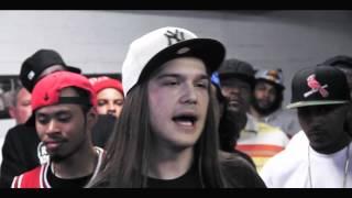 AHAT Rap Battle | Doms vs Syah Boy | Las Vegas vs Atlanta