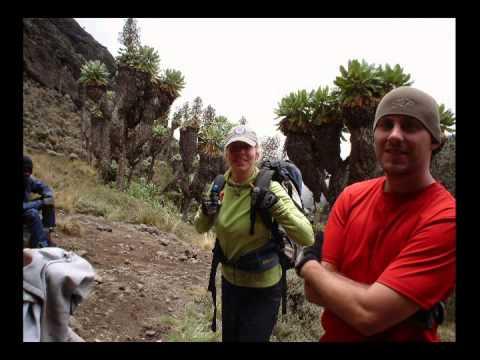 Kilimanjaro Climb for Community Living 2006