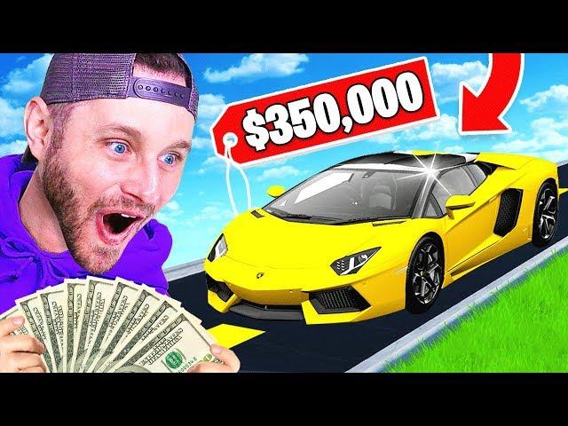 Spending 99 BILLION Dollars in 15 minutes