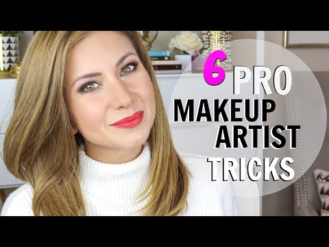 6 Pro Makeup Artist Tips for Foundation and Bold Lips