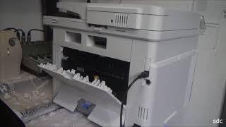 Video HP Lasejet Pro MFP M426dw