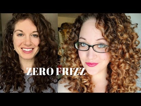 The LAURA ROUTINE | CURLY GIRL METHOD