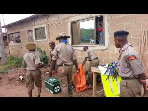 23rd Accra Garrison Scout Group  26th August 2017
