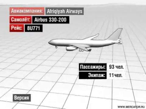 Катастрофа Аэробуса в Ливии