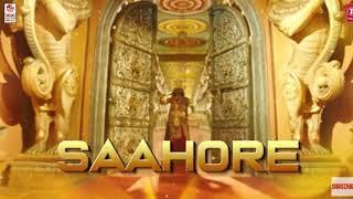 Saahore Saaho Lyrical Kurukshetra Darshan Munirathna V Harikrishna Vijay Prakash