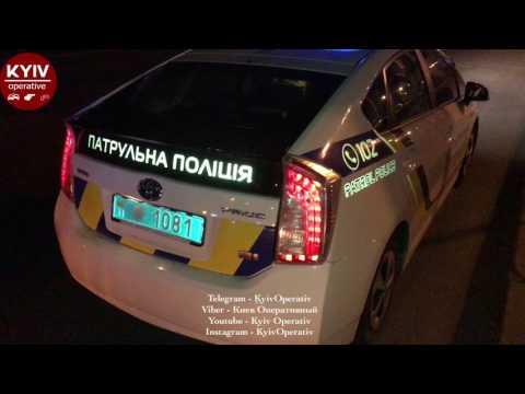 Ночное ДТП на Новоконстантиновской с пострадавшими