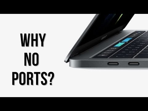 Why Does The MacBook Pro Have No Ports? - TechThesis #2